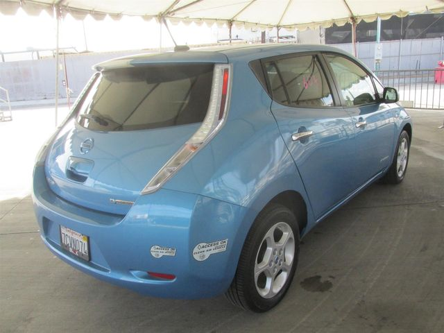 2011 Nissan LEAF SL-e Gardena, California 2