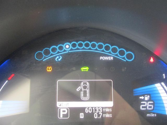 2011 Nissan LEAF SL-e Gardena, California 5