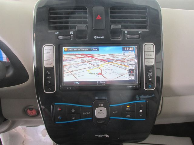 2011 Nissan LEAF SL-e Gardena, California 6
