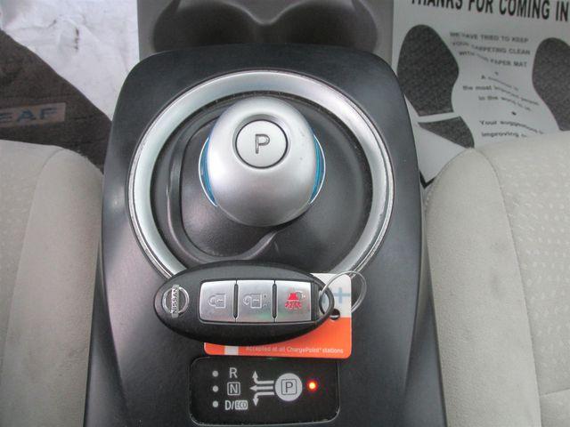 2011 Nissan LEAF SL-e Gardena, California 7