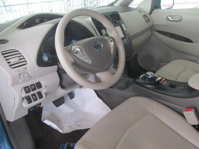 2011 Nissan LEAF SL-e Gardena, California 4