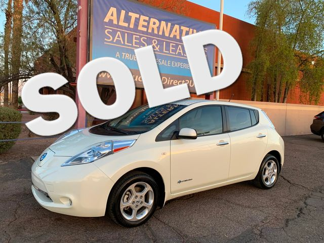 2011 Nissan LEAF SL-e Low MIles Mesa, Arizona
