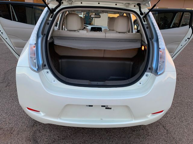 2011 Nissan LEAF SL-e Low MIles Mesa, Arizona 10