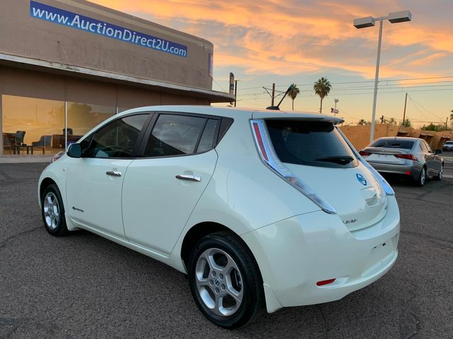 2011 Nissan LEAF SL-e Low MIles Mesa, Arizona 2