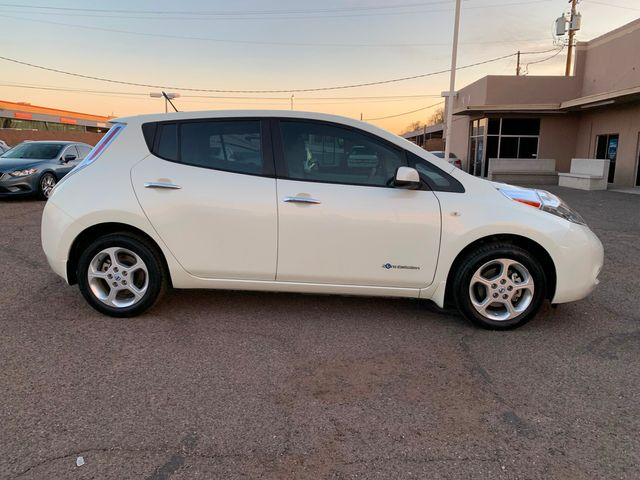 2011 Nissan LEAF SL-e Low MIles Mesa, Arizona 5
