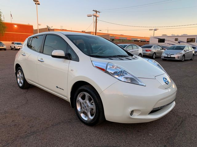2011 Nissan LEAF SL-e Low MIles Mesa, Arizona 6