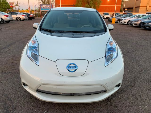 2011 Nissan LEAF SL-e Low MIles Mesa, Arizona 7
