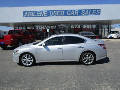 2011 Nissan Maxima 3.5 SV w/Sport Pkg in Abilene, TX