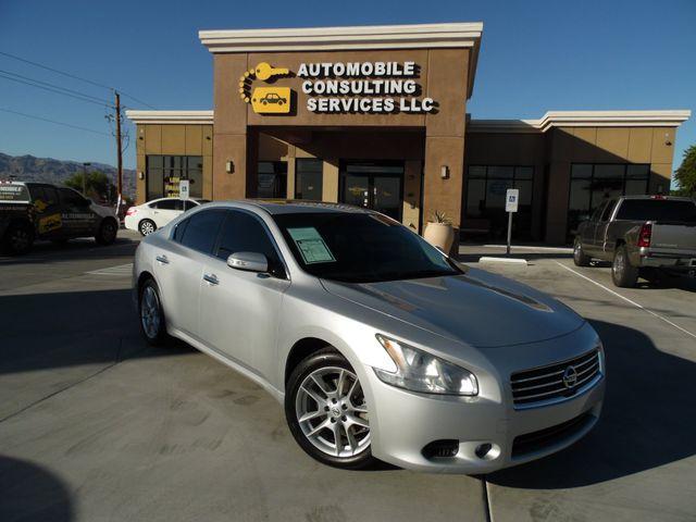 2011 Nissan Maxima 3.5 SV v6 in Bullhead City AZ, 86442-6452