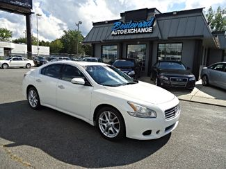 2011 Nissan Maxima 3.5 SV Charlotte, North Carolina