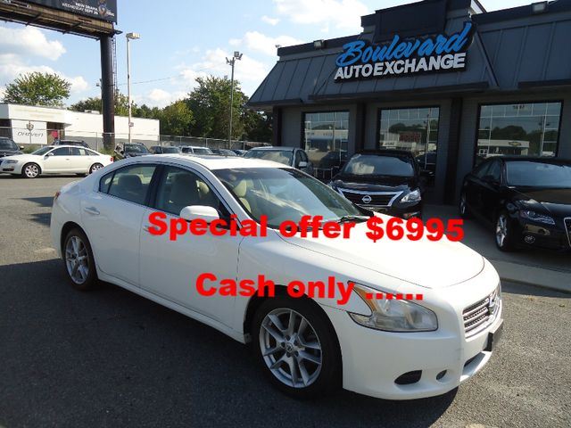 2011 Nissan Maxima 3.5 S Charlotte, North Carolina