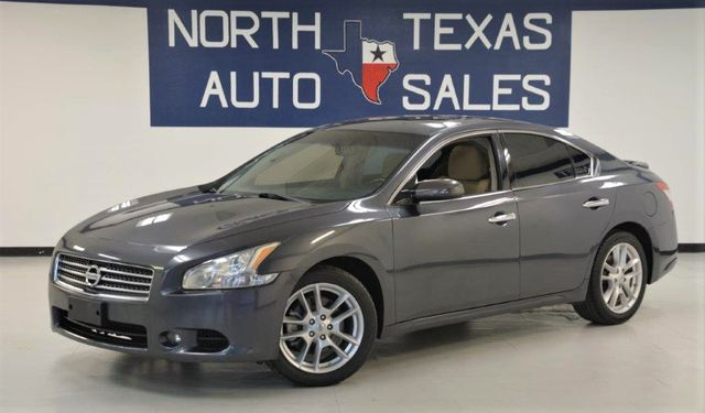 2011 Nissan Maxima 3.5 SV in Dallas, TX 75247