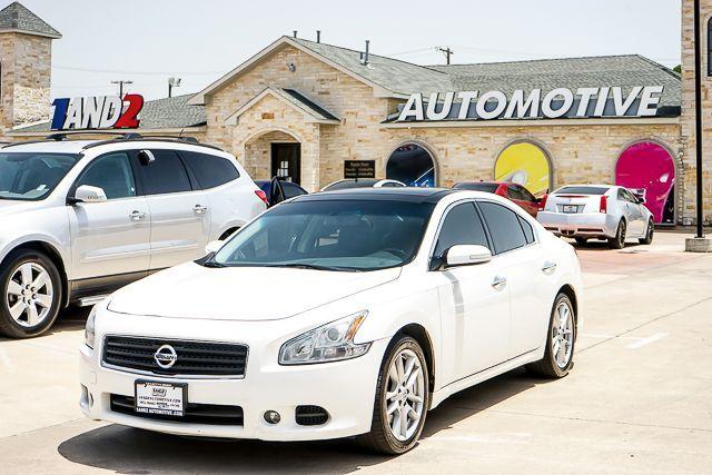 2011 Nissan Maxima 3.5 SV w/Premium Pkg in Dallas TX
