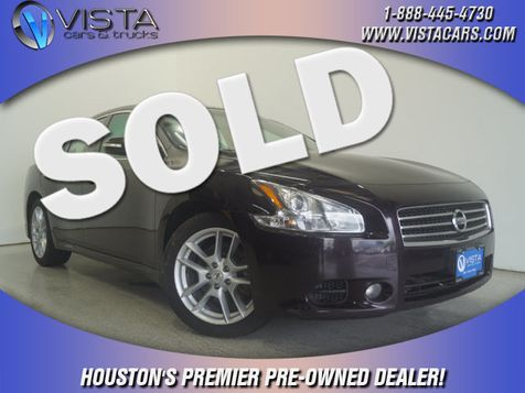 2011 Nissan Maxima 3.5 SV w/Premium Pkg in Houston, Texas