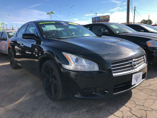 2011 Nissan Maxima 3.5 S CAR PROS AUTO CENTER (702) 405-9905 Las Vegas, Nevada 1