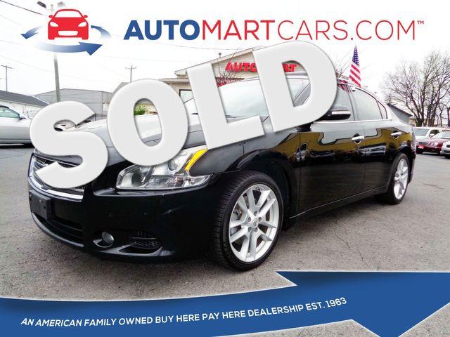 2011 Nissan Maxima 3.5 SV w/Premium Pkg | Nashville, Tennessee | Auto Mart Used Cars Inc. in Nashville Tennessee
