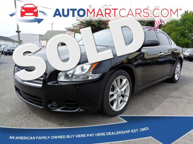 2011 Nissan Maxima 3.5 S in Nashville, Tennessee 37211