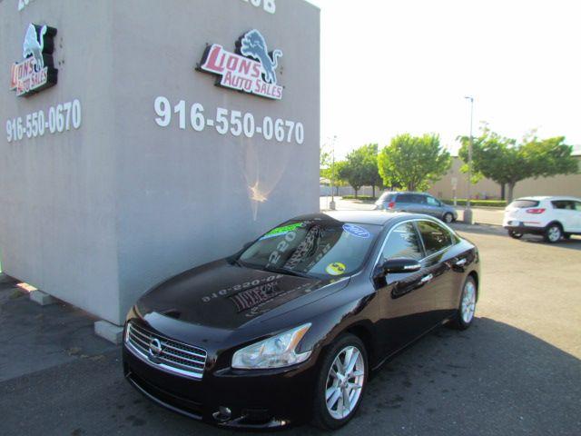 2011 Nissan Maxima 3.5 SV in Sacramento, CA 95825
