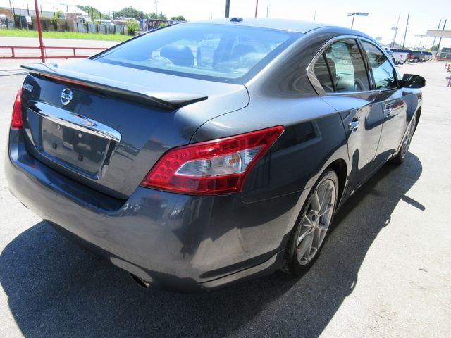 2011 Nissan Maxima 3.5 SV w/Sport Pkg south houston, TX 5