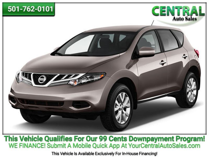 2011 Nissan Murano SL | Hot Springs, AR | Central Auto Sales in Hot Springs AR