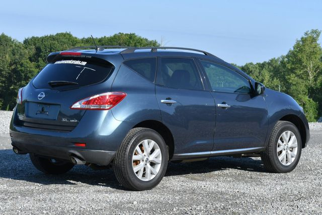 2011 Nissan Murano SL Naugatuck, Connecticut 4