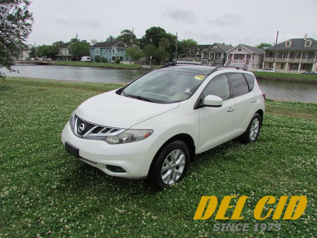 2011 Nissan Murano SL in New Orleans, Louisiana 70119