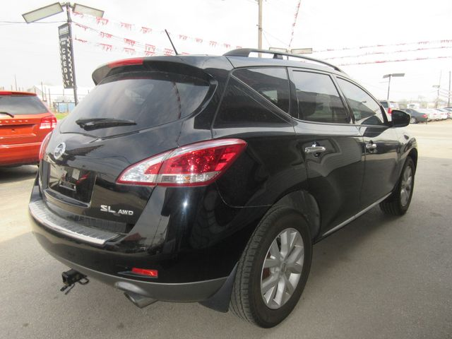 2011 Nissan Murano, PRICE SHOWN IS THE DOWN PAYMENT south houston, TX 4