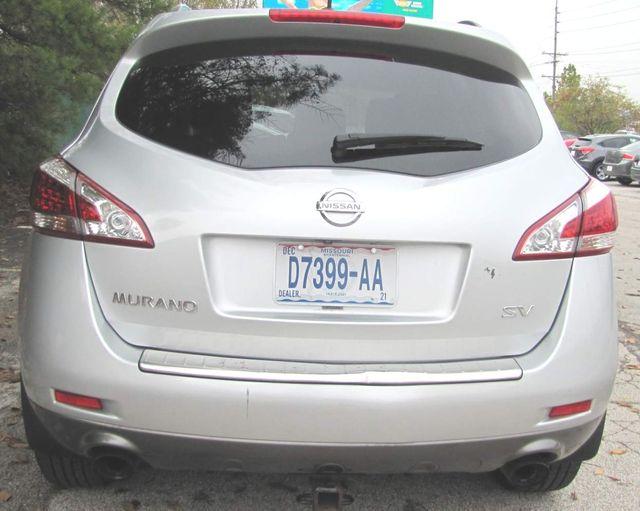 2011 Nissan Murano SV St. Louis, Missouri 3