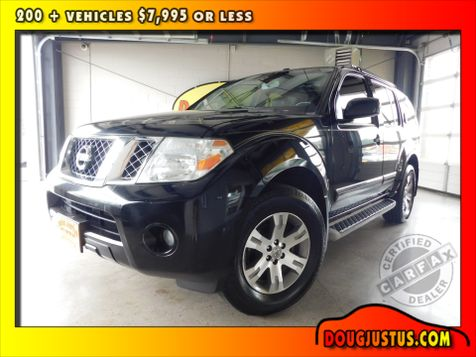 2011 Nissan Pathfinder Silver in Airport Motor Mile ( Metro Knoxville ), TN