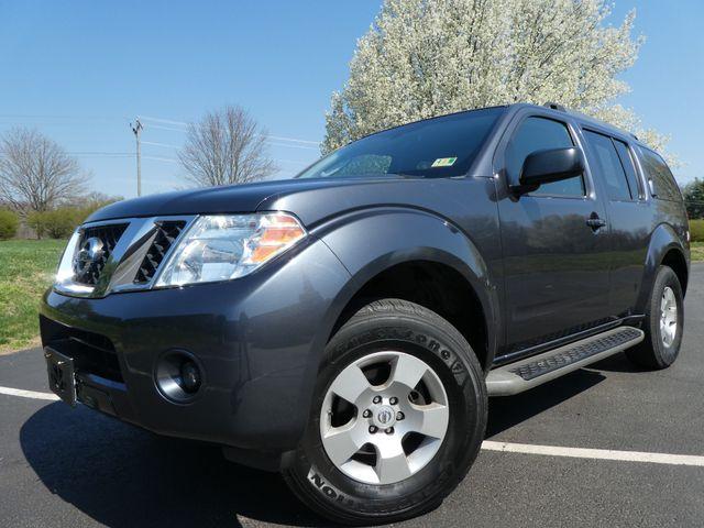 2011 Nissan Pathfinder S Leesburg, Virginia 0