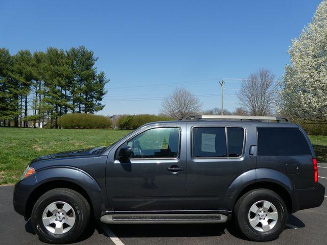 2011 Nissan Pathfinder S Leesburg, Virginia 5