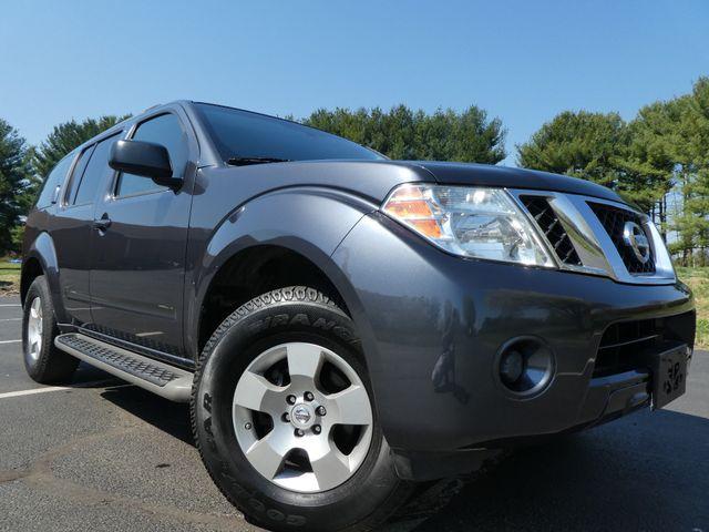 2011 Nissan Pathfinder S Leesburg, Virginia 1