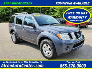 "2011 Nissan Pathfinder S 4.0L V6 4X2 w/16"" Aluminum Wheels in Louisville, TN 37777"