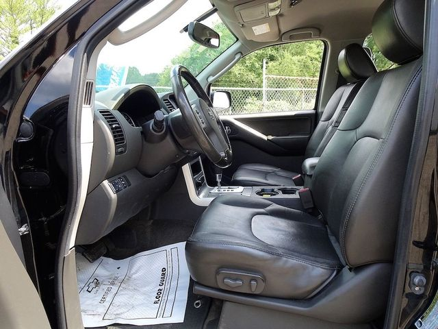 2011 Nissan Pathfinder Silver Madison, NC 26