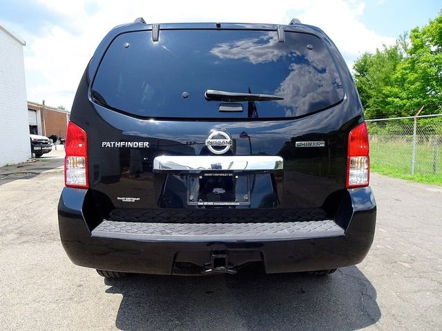 2011 Nissan Pathfinder Silver Madison, NC 3