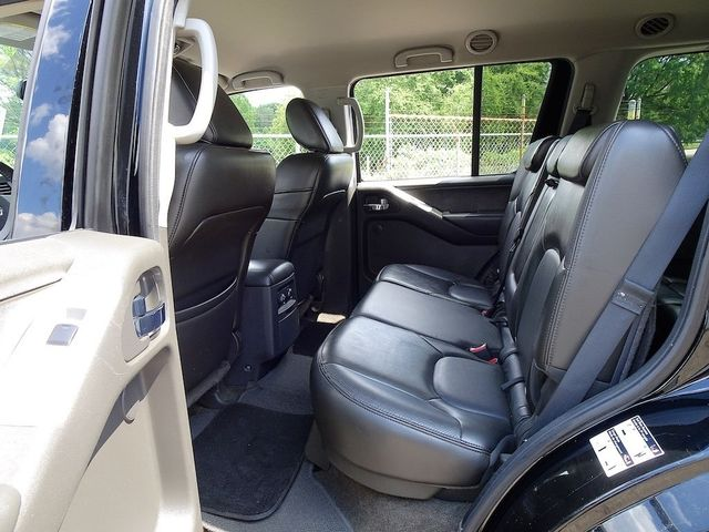 2011 Nissan Pathfinder Silver Madison, NC 30