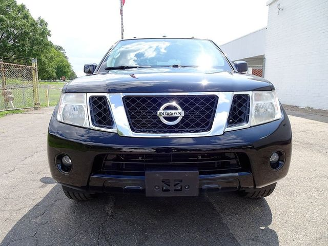 2011 Nissan Pathfinder Silver Madison, NC 7