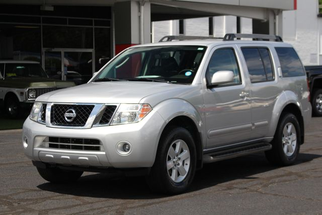 2011 Nissan Pathfinder SV 4WD - REARVIEW CAMERA - TOW PKG - ALLOY WHEELS! Mooresville , NC 22