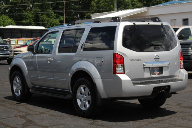 2011 Nissan Pathfinder SV 4WD - REARVIEW CAMERA - TOW PKG - ALLOY WHEELS! Mooresville , NC 24
