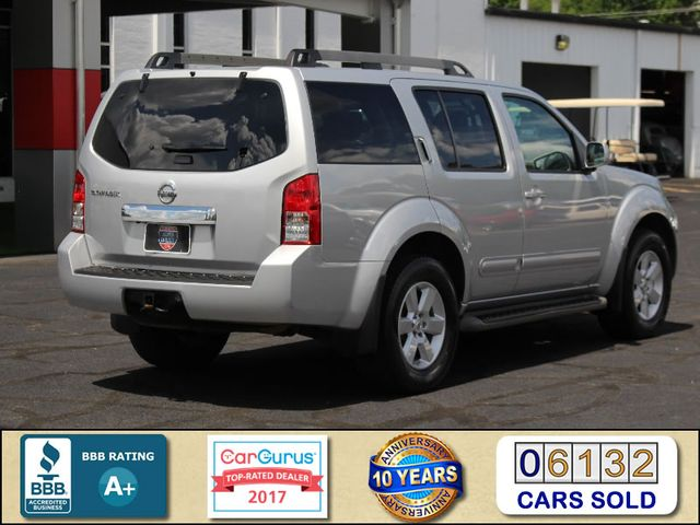 2011 Nissan Pathfinder SV 4WD - REARVIEW CAMERA - TOW PKG - ALLOY WHEELS! Mooresville , NC 2