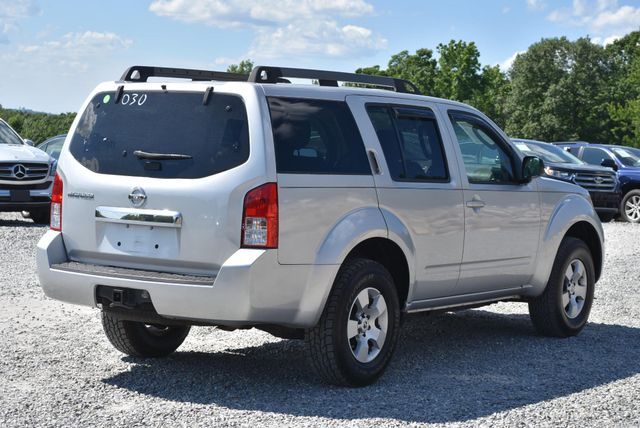 2011 Nissan Pathfinder S Naugatuck, Connecticut 4