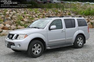 2011 Nissan Pathfinder Silver Naugatuck, Connecticut
