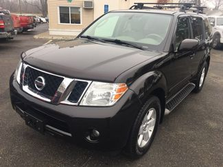 2011 Nissan Pathfinder S  city MA  Baron Auto Sales  in West Springfield, MA