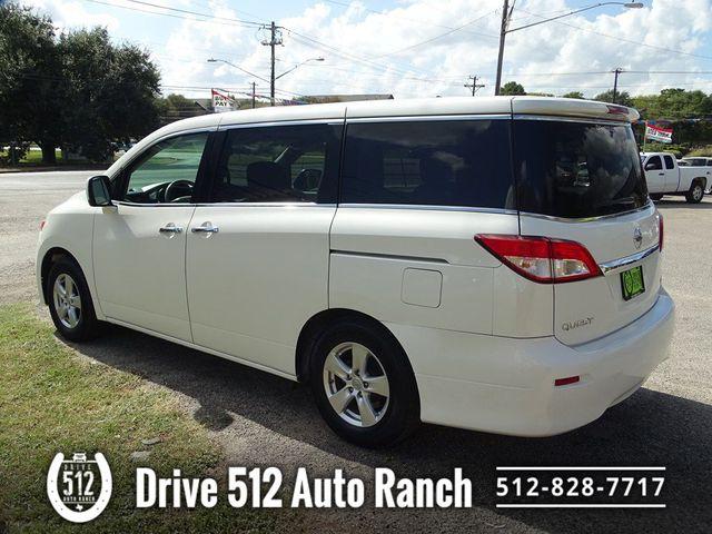 2011 Nissan Quest SV in Austin, TX 78745