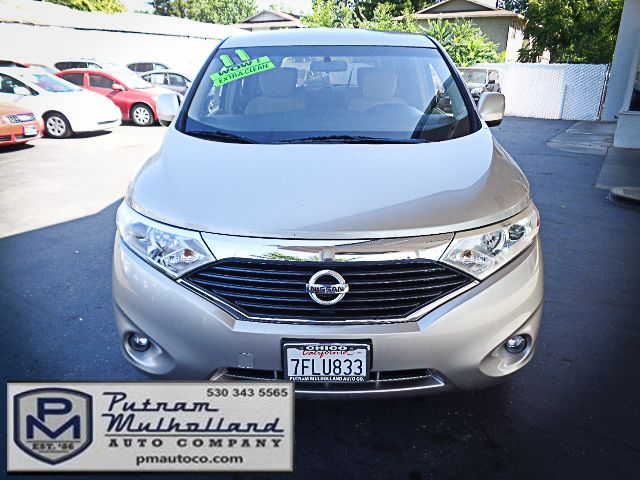 2011 Nissan Quest SV Chico, CA 1