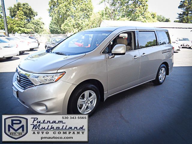 2011 Nissan Quest SV Chico, CA 2