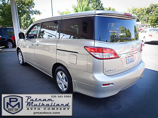 2011 Nissan Quest SV Chico, CA 4
