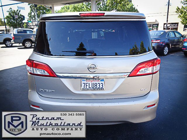 2011 Nissan Quest SV Chico, CA 5