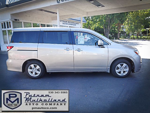 2011 Nissan Quest SV Chico, CA 7