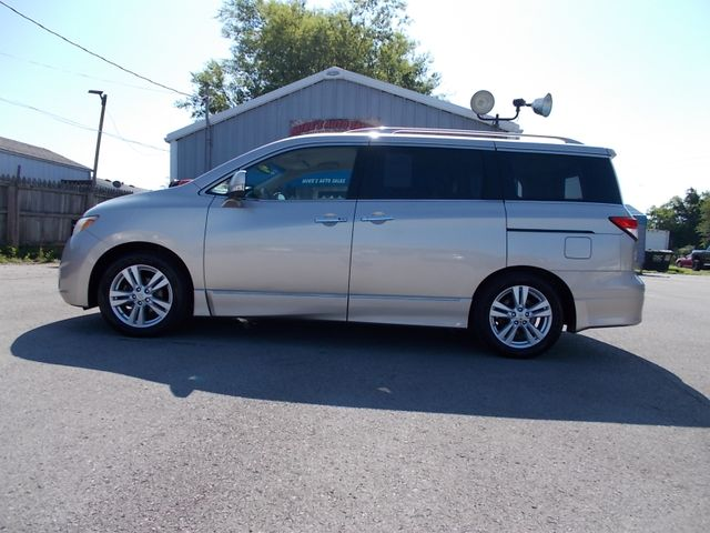 2011 Nissan Quest SL Shelbyville, TN 1